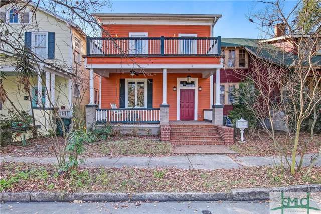 609 E 40th Street, Savannah, GA 31401 (MLS #217962) :: Bocook Realty
