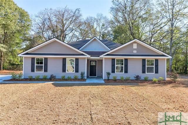 102 Wigeon Way, Springfield, GA 31329 (MLS #217971) :: The Arlow Real Estate Group