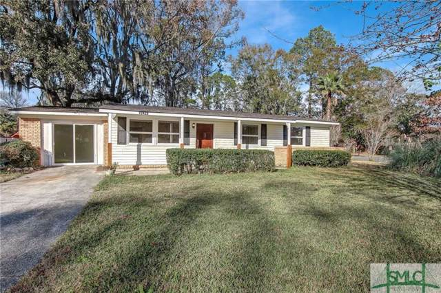 12429 Deerfield Road, Savannah, GA 31419 (MLS #217977) :: The Arlow Real Estate Group
