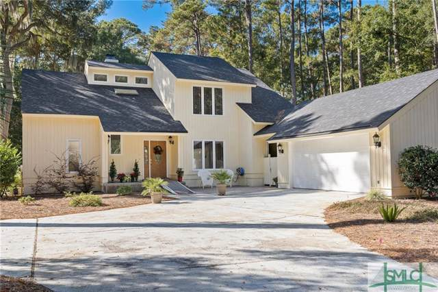 4 Delamotte Lane, Savannah, GA 31411 (MLS #217986) :: Partin Real Estate Team at Luxe Real Estate Services