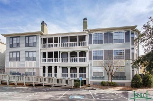 2223 Whitemarsh Way #2223, Savannah, GA 31410 (MLS #217987) :: The Arlow Real Estate Group
