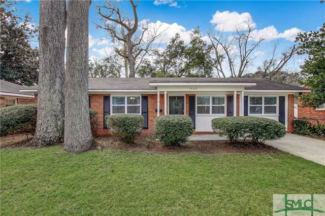 1403 E 49Th Street, Savannah, GA 31404 (MLS #217993) :: Level Ten Real Estate Group