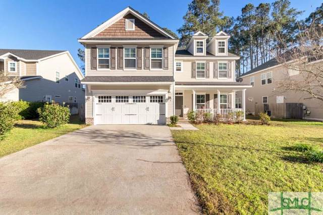 323 Plantation Way, Richmond Hill, GA 31324 (MLS #218007) :: Teresa Cowart Team