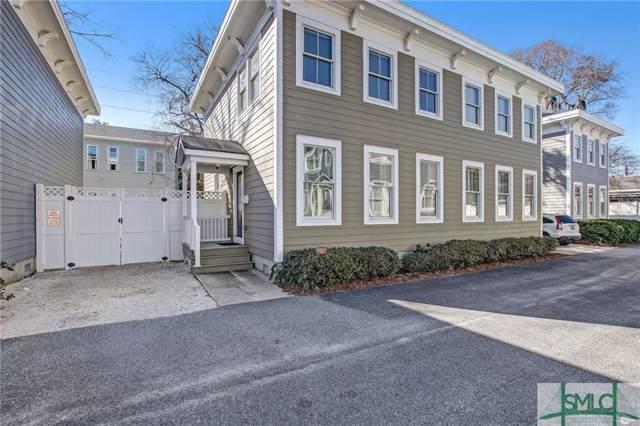 107 W 31st Lane, Savannah, GA 31401 (MLS #218013) :: Heather Murphy Real Estate Group