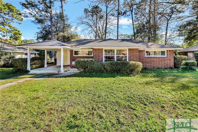 2243 Armstrong Drive, Savannah, GA 31404 (MLS #218015) :: Level Ten Real Estate Group