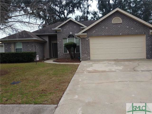 16 Salt Landing Way, Savannah, GA 31405 (MLS #218020) :: Teresa Cowart Team
