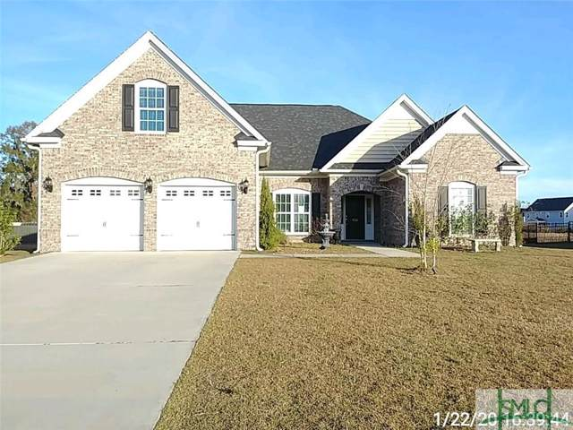 900 Kingswood Drive, Richmond Hill, GA 31324 (MLS #218022) :: The Randy Bocook Real Estate Team