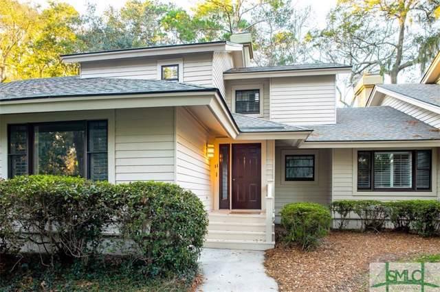 11 Franklin Court, Savannah, GA 31411 (MLS #218031) :: The Arlow Real Estate Group