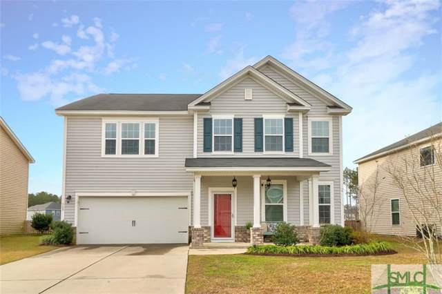 509 Viceroy Drive, Pooler, GA 31322 (MLS #218032) :: The Arlow Real Estate Group
