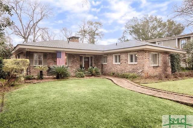 316 E 50th Street, Savannah, GA 31405 (MLS #218037) :: The Arlow Real Estate Group