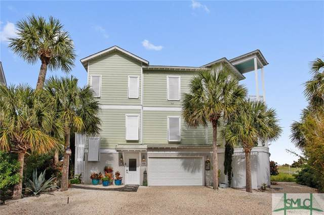 13 Teresa Lane, Tybee Island, GA 31328 (MLS #218040) :: The Arlow Real Estate Group