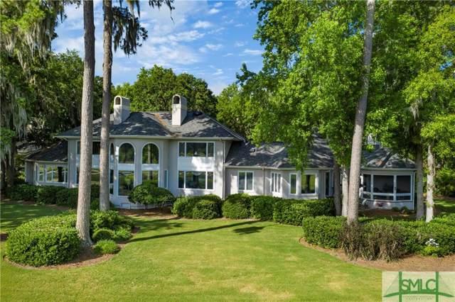 18 Shellwind Drive, Savannah, GA 31411 (MLS #218044) :: Teresa Cowart Team