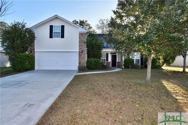 126 Austin Way, Savannah, GA 31419 (MLS #218045) :: Teresa Cowart Team