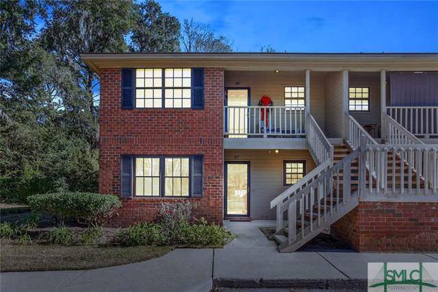 57 Colony Park Drive, Savannah, GA 31406 (MLS #218055) :: Teresa Cowart Team