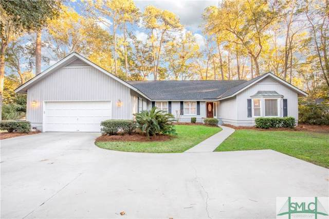 203 Wiley Bottom Road, Savannah, GA 31411 (MLS #218078) :: Robin Lance Realty