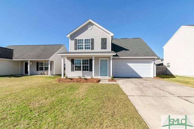 8 Braxton Manor Drive, Port Wentworth, GA 31407 (MLS #218097) :: The Arlow Real Estate Group