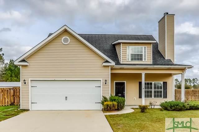 18 Sagefield Drive, Ellabell, GA 31308 (MLS #218116) :: Robin Lance Realty