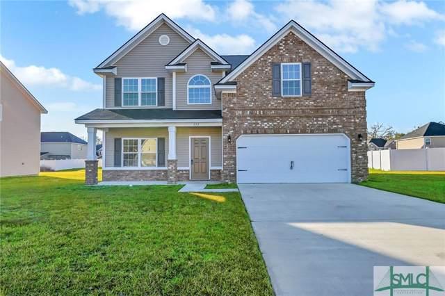 752 English Oak Drive, Hinesville, GA 31313 (MLS #218128) :: Liza DiMarco