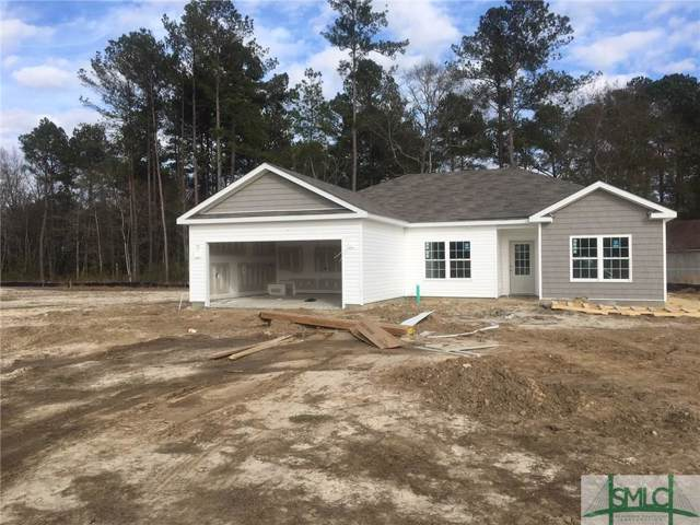 129 William Way, Springfield, GA 31329 (MLS #218129) :: The Arlow Real Estate Group