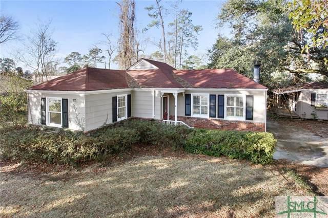 1003 Juanita Street, Savannah, GA 31410 (MLS #218145) :: The Arlow Real Estate Group
