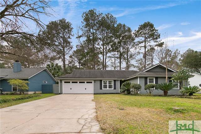 83 Red Fox Drive, Savannah, GA 31419 (MLS #218149) :: Bocook Realty
