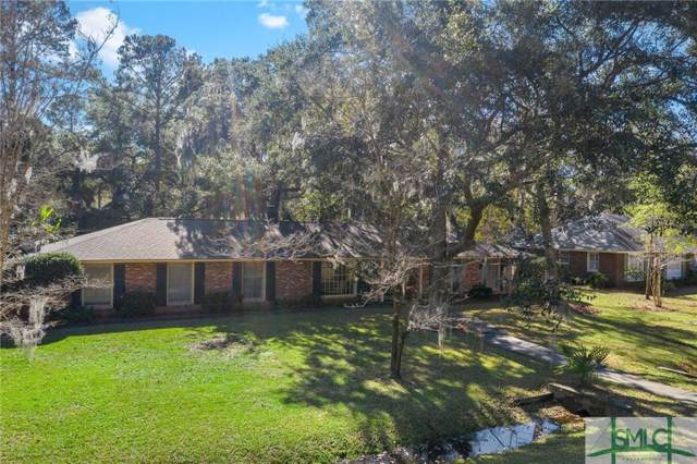 161 Hopecrest Avenue, Savannah, GA 31406 (MLS #218162) :: The Sheila Doney Team