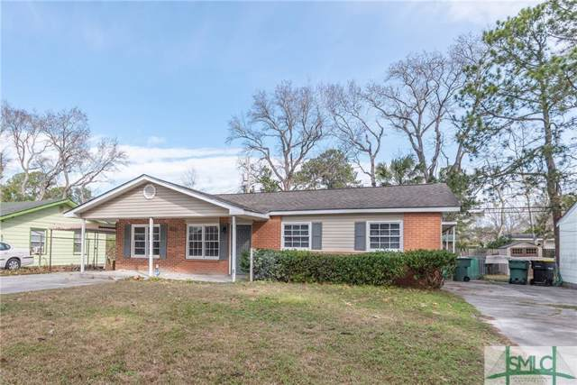 1420 Audubon Drive, Savannah, GA 31415 (MLS #218163) :: The Arlow Real Estate Group