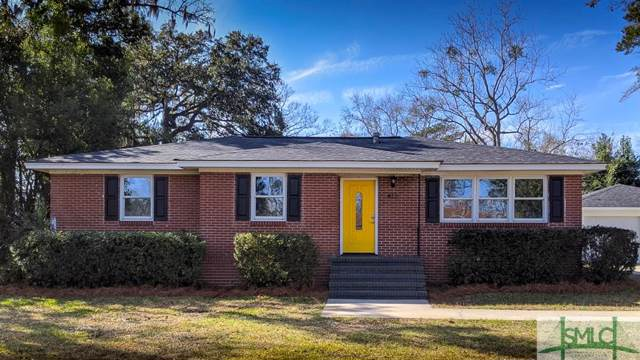 415 Phillips Avenue, Port Wentworth, GA 31407 (MLS #218165) :: The Arlow Real Estate Group