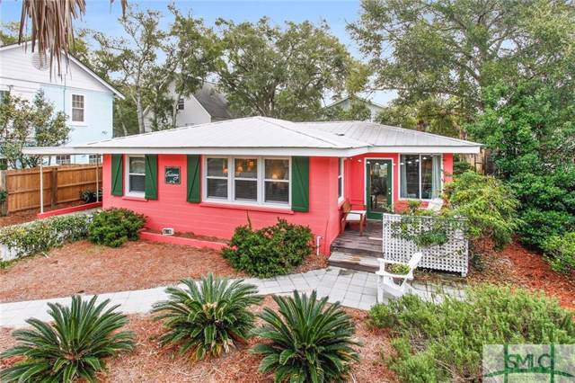 908 2nd Avenue, Tybee Island, GA 31328 (MLS #218167) :: Teresa Cowart Team