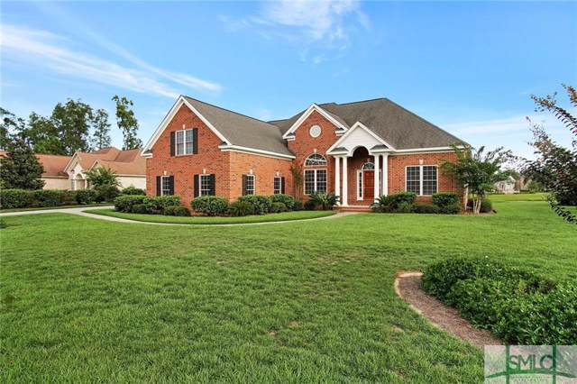 8 Crestwood Drive, Savannah, GA 31405 (MLS #218183) :: McIntosh Realty Team