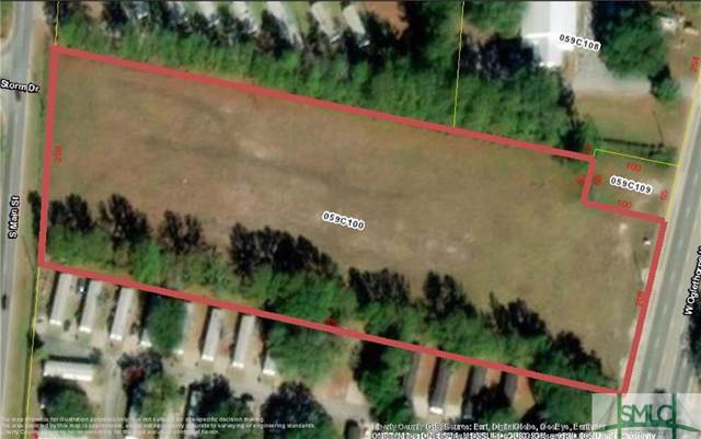 1135 W Oglethorpe Highway, Hinesville, GA 31313 (MLS #218184) :: The Arlow Real Estate Group