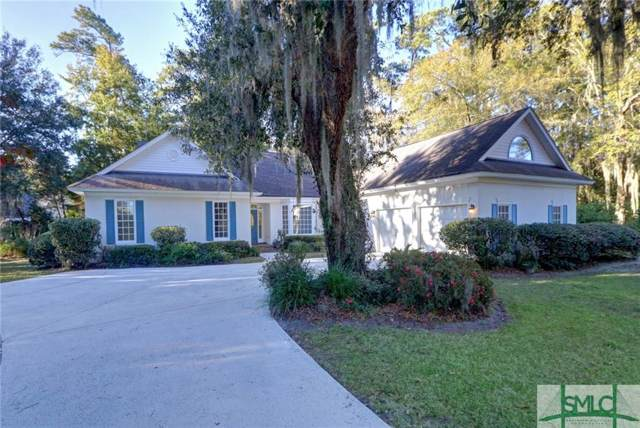 12 Shorecrest Court, Savannah, GA 31410 (MLS #218195) :: The Arlow Real Estate Group