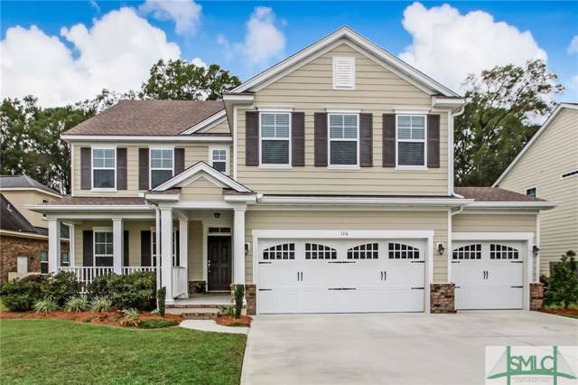 126 Tahoe Drive, Pooler, GA 31322 (MLS #218197) :: The Sheila Doney Team