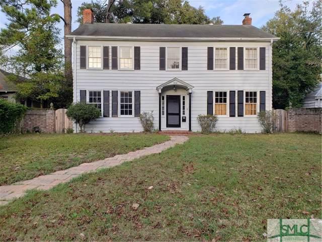 504 Gordonston Avenue, Savannah, GA 31404 (MLS #218200) :: Bocook Realty