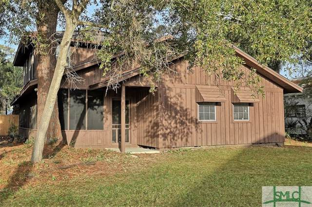 809 Lovell Avenue, Tybee Island, GA 31328 (MLS #218201) :: The Arlow Real Estate Group