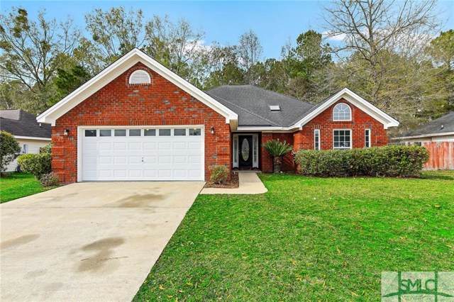 138 Ryan Drive, Richmond Hill, GA 31324 (MLS #218217) :: The Randy Bocook Real Estate Team