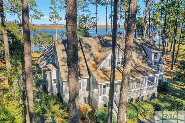 1056 Riverpoint Lane NE, Townsend, GA 31331 (MLS #218222) :: The Arlow Real Estate Group