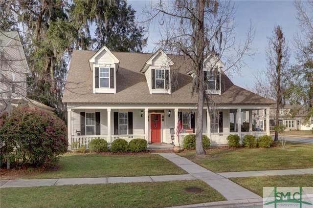 11 Oakhaven Lane, Savannah, GA 31419 (MLS #218225) :: Coastal Homes of Georgia, LLC
