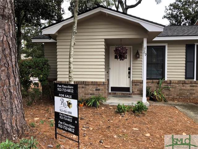 29 Clipper Court, Savannah, GA 31410 (MLS #218233) :: The Arlow Real Estate Group