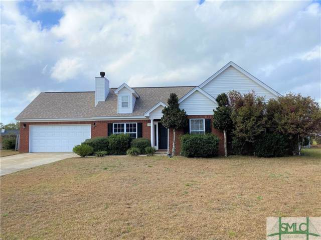 153 Jamestown Drive, Rincon, GA 31326 (MLS #218234) :: RE/MAX All American Realty