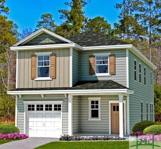 69 Pomona Circle, Savannah, GA 31419 (MLS #218237) :: The Arlow Real Estate Group