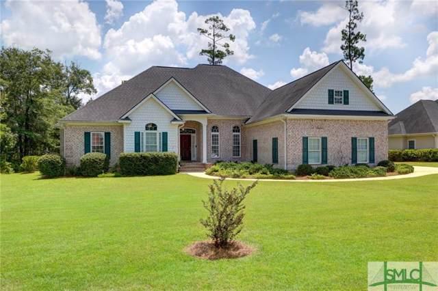 855 Southbridge Boulevard, Savannah, GA 31405 (MLS #218249) :: The Randy Bocook Real Estate Team