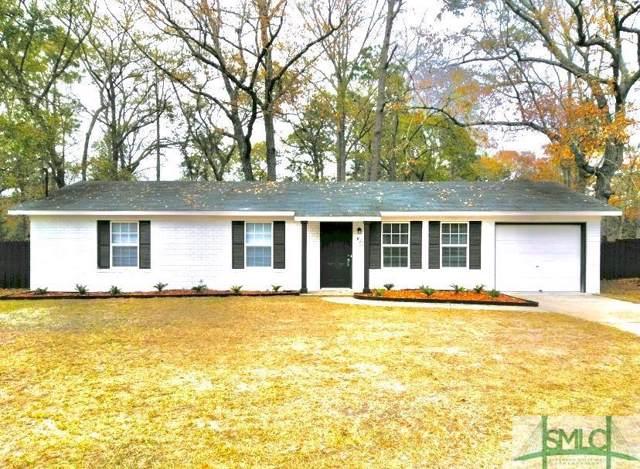 820 Debbie Drive, Hinesville, GA 31313 (MLS #218252) :: RE/MAX All American Realty