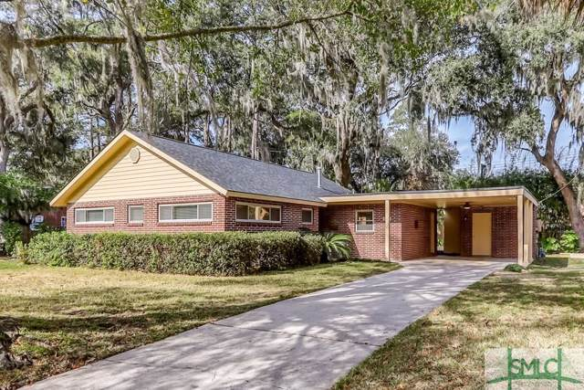 1538 Forsyth Road, Savannah, GA 31406 (MLS #218256) :: Level Ten Real Estate Group