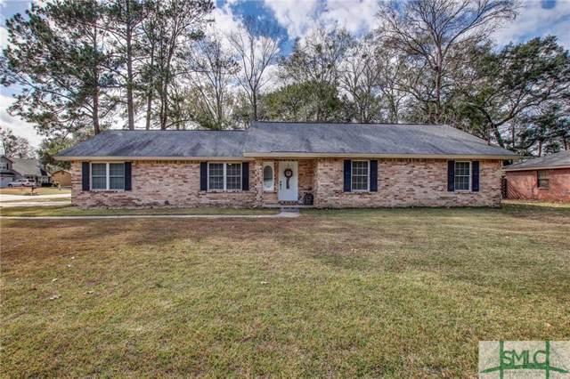 196 Robinson Loop, Richmond Hill, GA 31324 (MLS #218265) :: The Arlow Real Estate Group