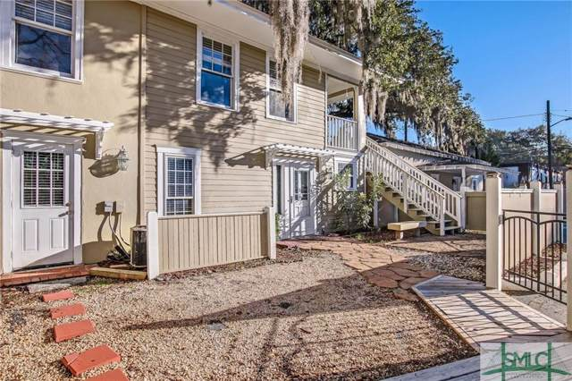 1010 E Victory Drive E-1, Savannah, GA 31405 (MLS #218269) :: The Randy Bocook Real Estate Team