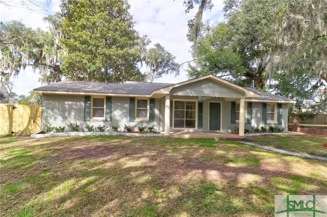 26 Arline Drive, Savannah, GA 31406 (MLS #218271) :: Liza DiMarco