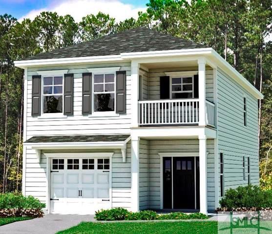 85 Pomona Circle, Savannah, GA 31419 (MLS #218290) :: The Arlow Real Estate Group