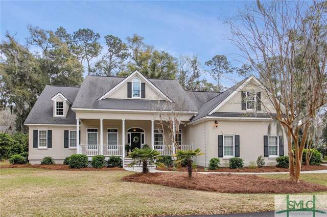 4 Lightenstone Court, Savannah, GA 31411 (MLS #218310) :: Liza DiMarco