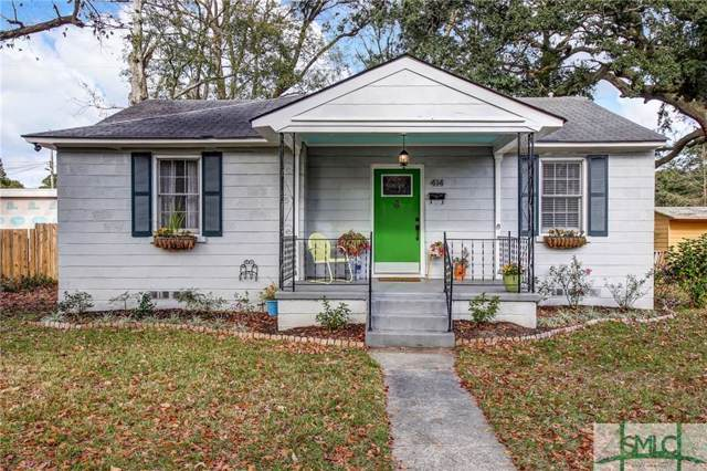 414 E 66th Street, Savannah, GA 31405 (MLS #218311) :: Level Ten Real Estate Group
